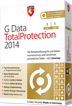 G DATA TotalProtection 2014 - jetzt mit CloseGap