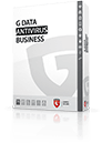 Image of the boxhshot for G DATA ANTIVIRUS Business