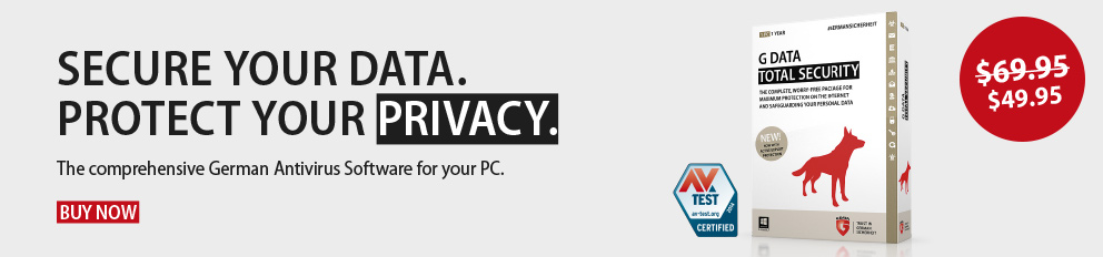SECURE YOUR DATA. PROTECT YOUR PRIVACY.